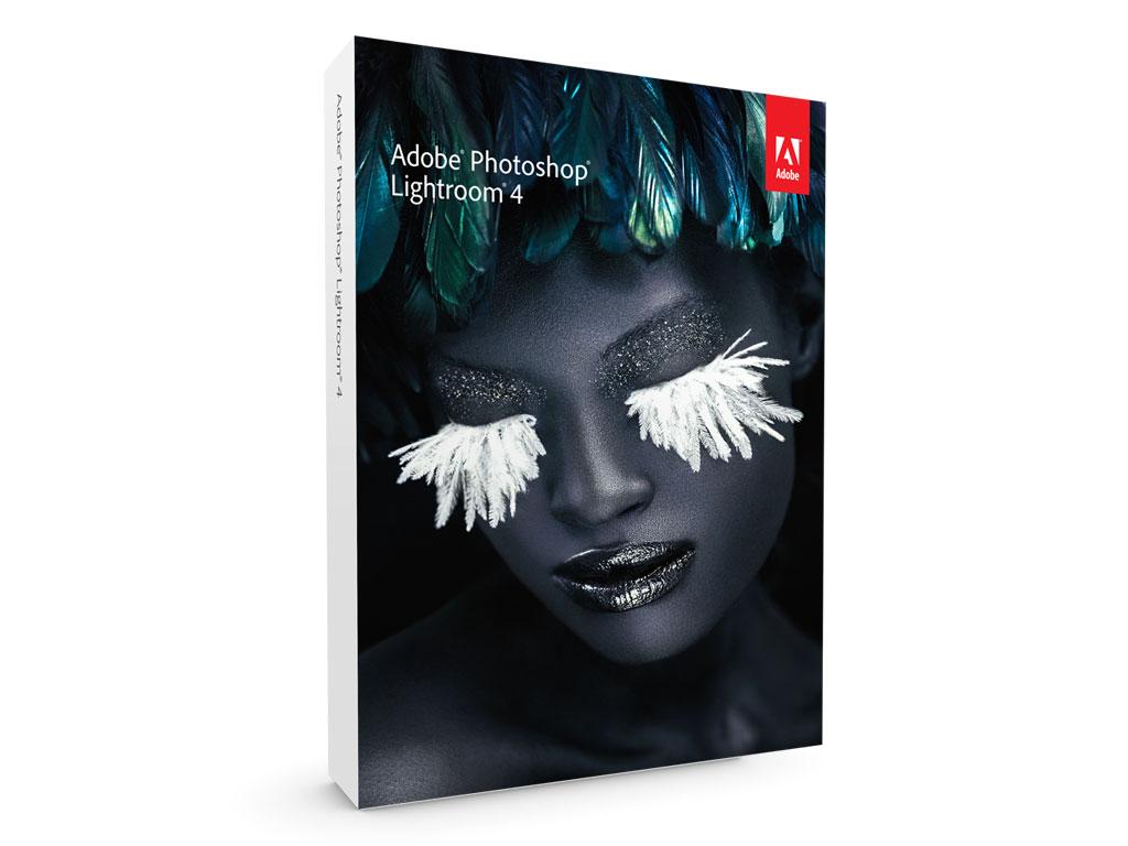 adobe adobe photoshop lightroom 4