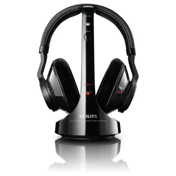 philips casque audio sans fil shd 9200. Black Bedroom Furniture Sets. Home Design Ideas