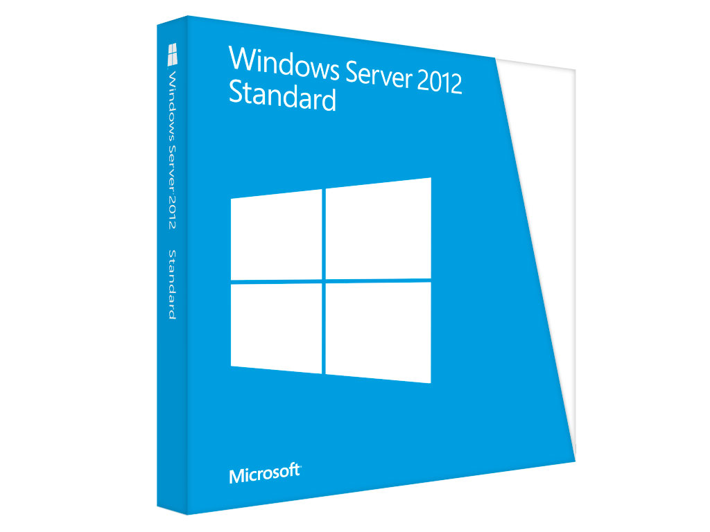 microsoft microsoft windows server 2012 standard