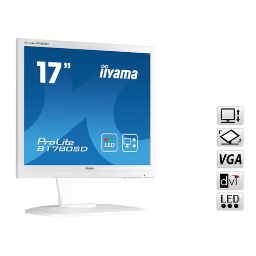 Iiyama moniteur 17 39 39 led 5ms for Guide moniteur pc