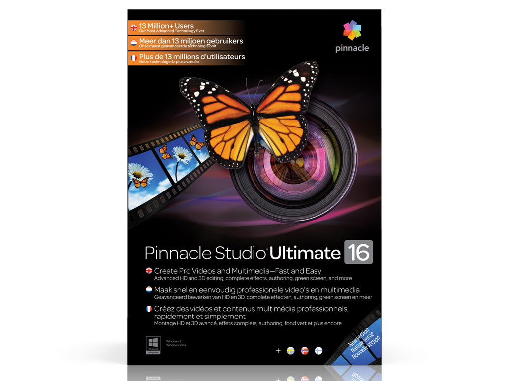 pinnacle pinnacle studio16 ultimate