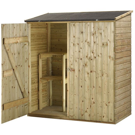 Universo abri de jardin bois bear county 292 m 19 mm for Bear county abri de jardin