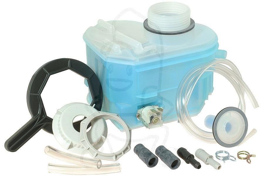 Adoucisseur d 39 eau guide d 39 achat for Lave vaisselle sans eau