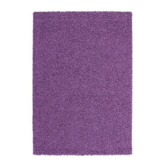 Nazar c tapis de salon shaggy trendy 30mm 80x140cm vio Achat tapis salon