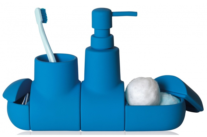 Termes de recherche for Accessoire salle de bain zen bleu