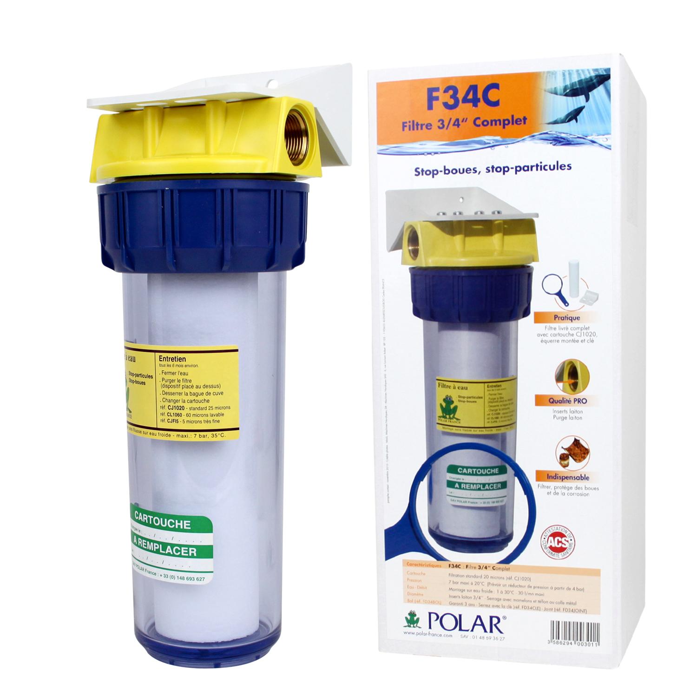 Filtre adoucisseur d eau filtre a eau cartouche lavable achat vente adoucisseur d 39 eau filtre - Filtre a eau maison ...