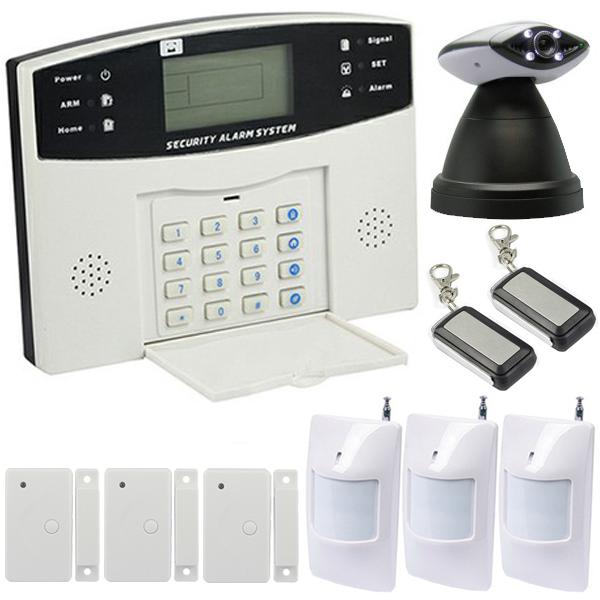 Ematronic ctelecommande alarme ac03 catgorie alarme de for Alarme filaire maison