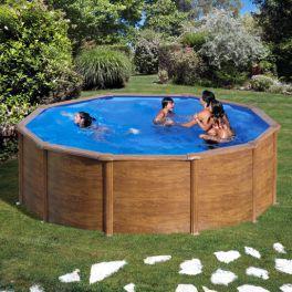 Gre catgorie piscine for Liner piscine hors sol 460 x 120