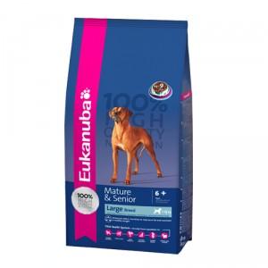 eukanuba croquettes pour chien mature senior grandes races. Black Bedroom Furniture Sets. Home Design Ideas