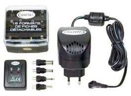 Alimentation universelle 3-12V