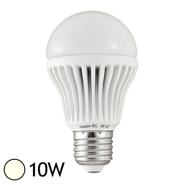 vision ampoule led 10w 90w e27 bulb blanc jour 4000 k. Black Bedroom Furniture Sets. Home Design Ideas