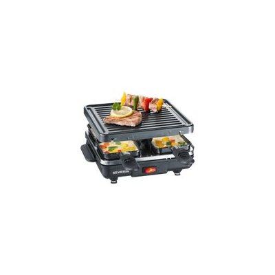 Severin appareil a raclette rg 2686 catgorie grilles viande for Appareil a cuire