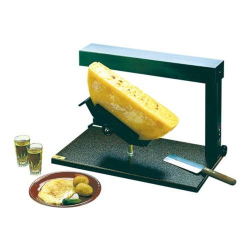 Bron coucke raclette ambiance ttm10 raclette catgorie appareil raclette - Appareil a raclette demi meule ...