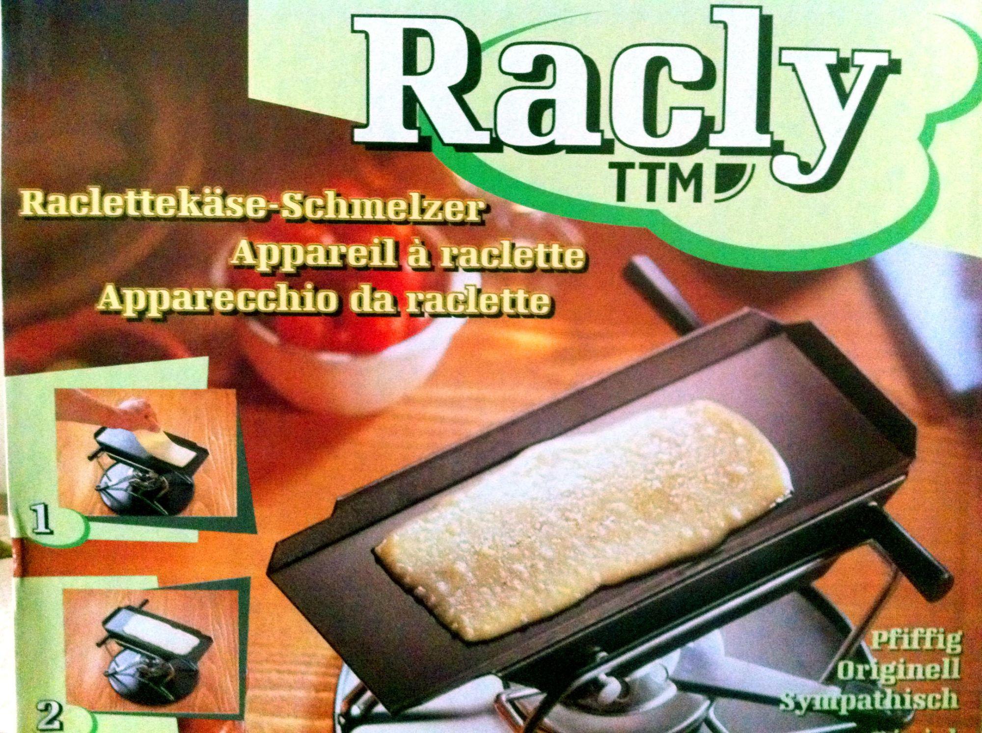 Bron raclette coucke raclette party ttm05 catgorie appareil raclette - Appareil a raclette demi meule ...