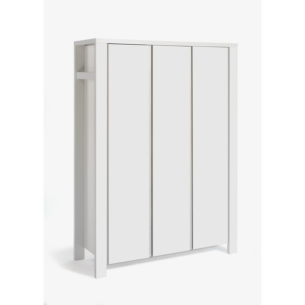 schardt c classic line blanc armoire 3 portes. Black Bedroom Furniture Sets. Home Design Ideas