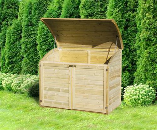 Coffre rangement jardin r sine - Coffre de jardin resine ...