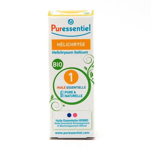Puressentiel c huile essentielle h lichryse bio 5ml - Huile essentiel coupe faim ...