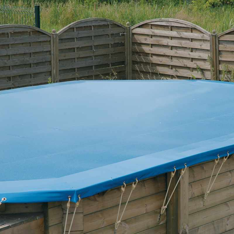 Ubbink cbche hivernage scurit nortland catgorie bches for Couverture piscine bois