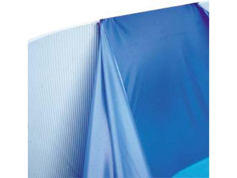 Gre cliner bleu 6 25 x 3 75 x 1 20 m pool pour piscine en for Liner pour piscine en huit