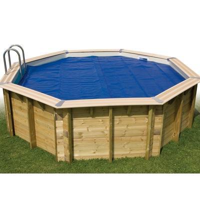 Ubbink cb che bulles pour piscine bois cat gorie b ches for Couverture piscine bois