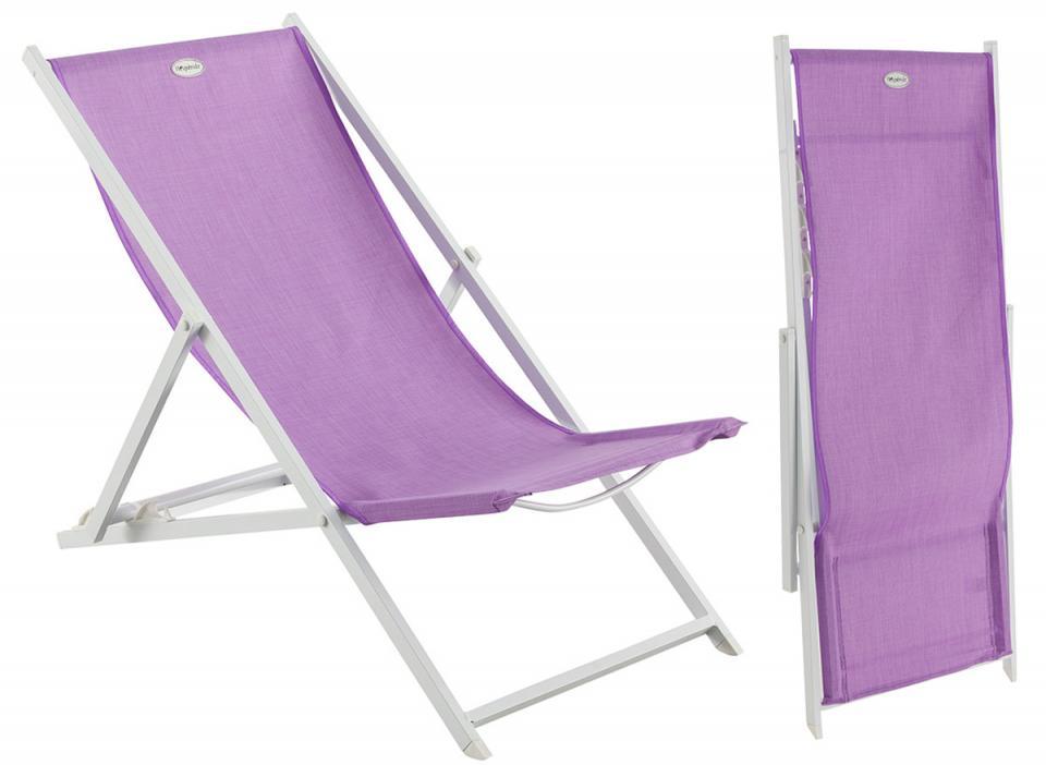 Catgorie bain de soleil page 2 du guide et comparateur d 39 achat for Chaise longue avec repose pied chilienne