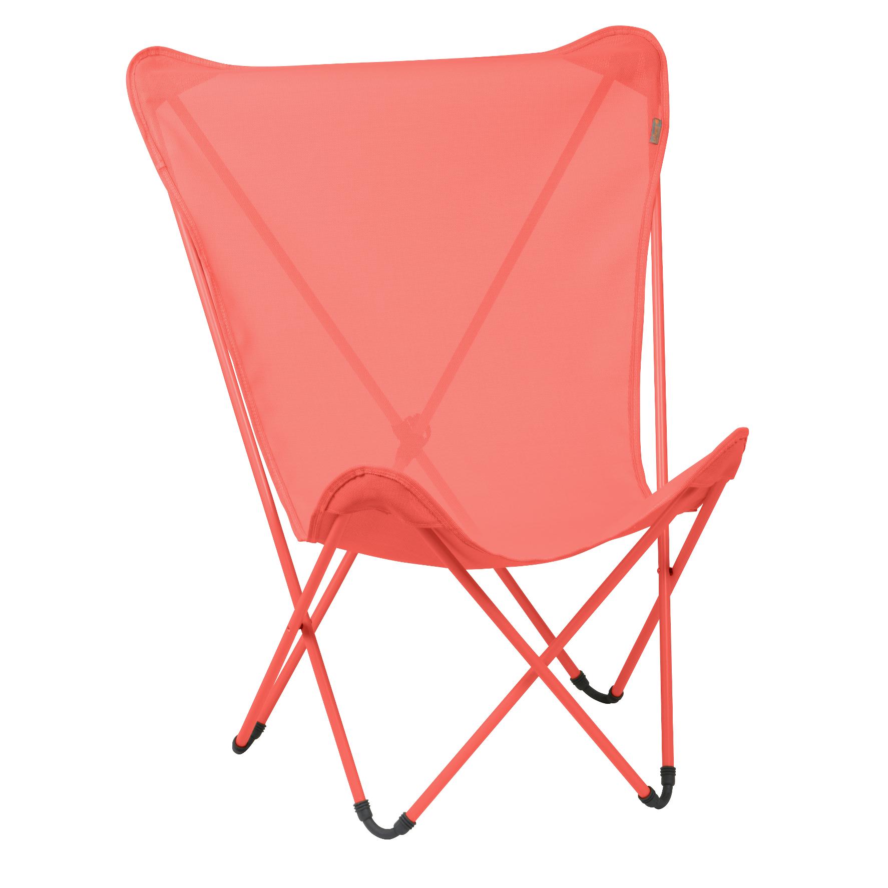 Lafuma c maxi pop up chaise de camping colorblock batylin - Chaise de jardin lafuma ...