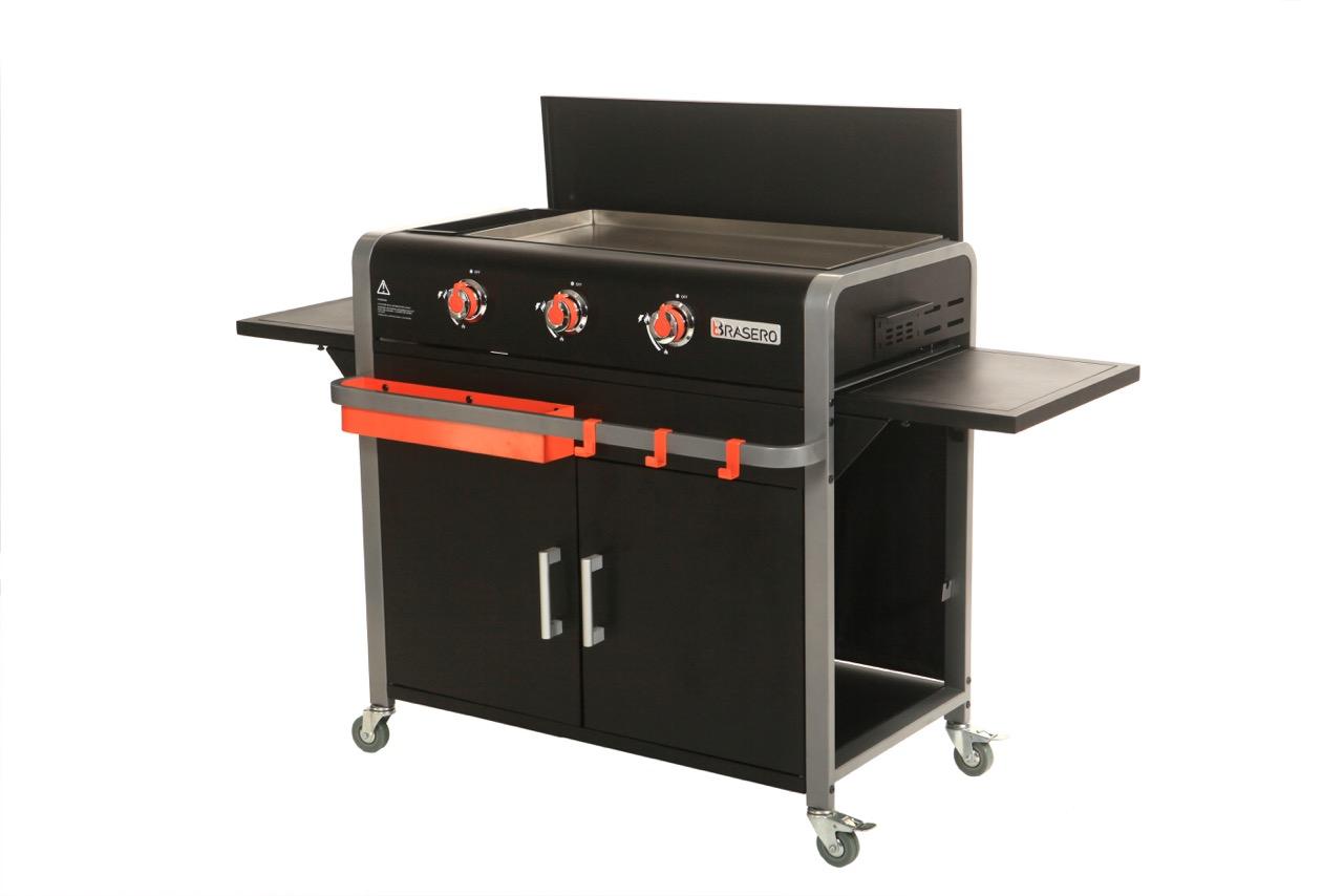Favex barbecue portable cook air noir - Plancha de jardin ...
