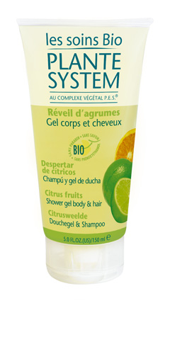 Plante system r veil dagrumes gel corps et cheveux 150ml for Protection plante gel