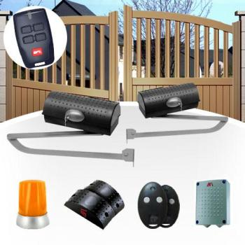 bft kit igea bt motorisation portail 2 battants. Black Bedroom Furniture Sets. Home Design Ideas