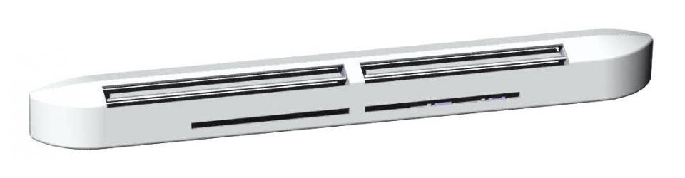 Atlantic ccentre d air hygrorglable compact catgorie climatiseur - Entree d air vmc ...
