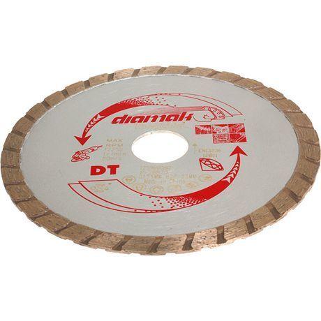 Makita disque diamant dia 125 turbo p 26870 - Disque diamant 125 ...