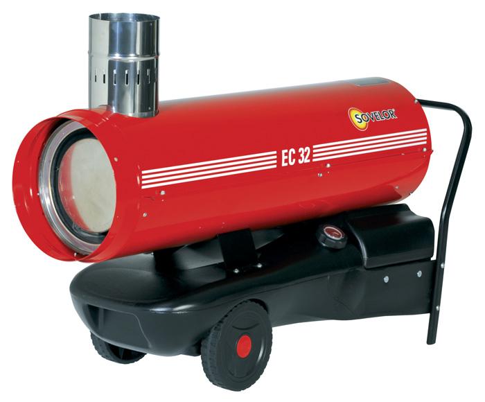 sovelor chauffage ec32 air puls mobile au fuel combustio. Black Bedroom Furniture Sets. Home Design Ideas