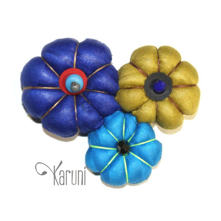 how to create the broche