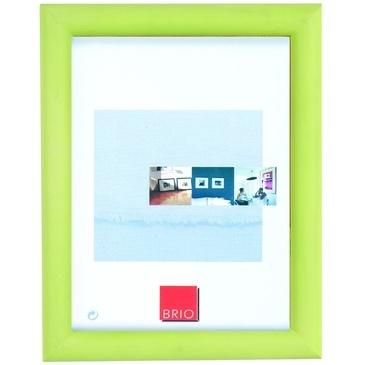 brio cadre photo happy vert anis 18x24 cm. Black Bedroom Furniture Sets. Home Design Ideas