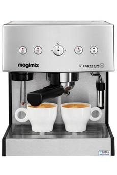 magimix 11414 l expresso automatic catgorie cafetire filtre. Black Bedroom Furniture Sets. Home Design Ideas