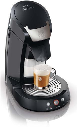 philips hd 7853 61 senseo cappuccino black. Black Bedroom Furniture Sets. Home Design Ideas