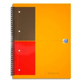 Oxford cahier filing book international 230 x 297 mm - Cahier oxford office book ...
