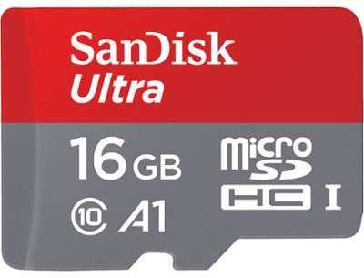 SANDISK Carte Micro SDHC Ultra