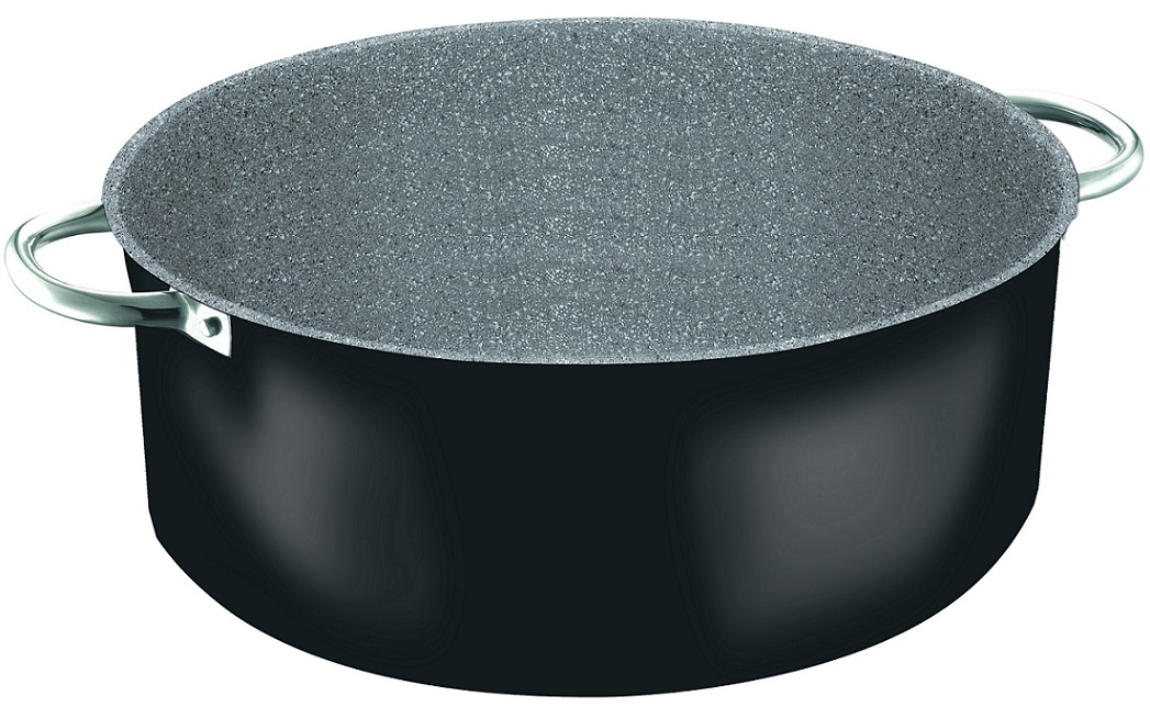 bialetti y0a1c20300 fiesta grande faitout aluminium. Black Bedroom Furniture Sets. Home Design Ideas