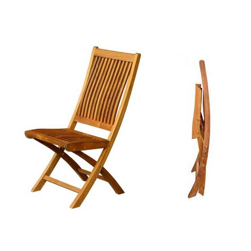 Chaise de jardin pliante aluminium pin by samsonite for Chaise de jardin aluminium et textilene