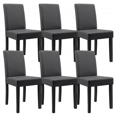 Chaise guide d 39 achat for Lot de 6 chaises de salle a manger