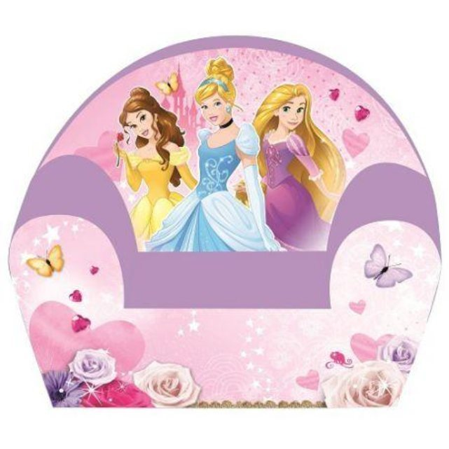 disney cfauteuil club princesse rose. Black Bedroom Furniture Sets. Home Design Ideas