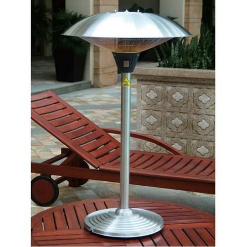 Favex chauffage lectrique milan de table catgorie accessoire de barbecue - Parasol chauffant de table ...
