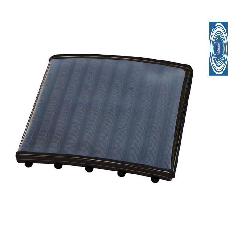 Catgorie chauffage de piscine du guide et comparateur d 39 achat for Panneau solaire piscine