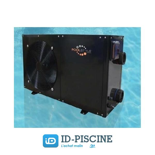 Poolstyle cpompe chaleur 5 kw for Chauffage de piscine
