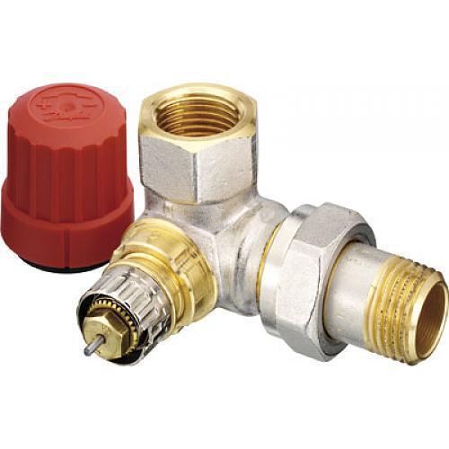 Danfoss ccorps de robinet d angle ct droit ra n 10 filetage 12x17 catgorie chaudire - Vanne thermostatique danfoss ...