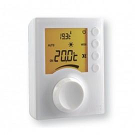 Thermostat d 39 ambiance guide d 39 achat - Delta dore chauffage ...
