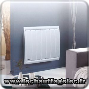 radiateur electrique noirot modle calidou smart horizontal 1500 w. Black Bedroom Furniture Sets. Home Design Ideas