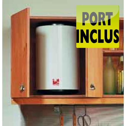 atlantic chauffe eau lectrique visio sur vier 15 litres. Black Bedroom Furniture Sets. Home Design Ideas