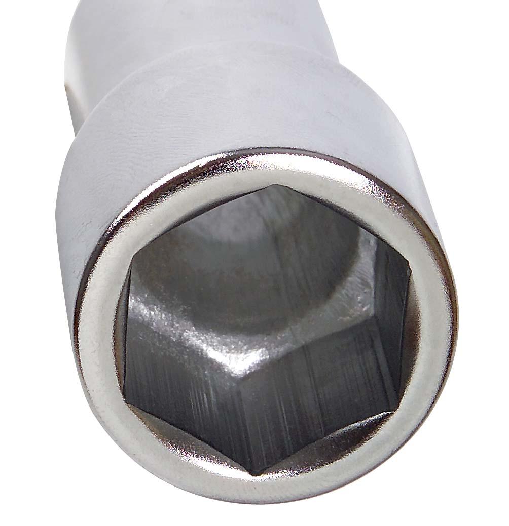 Kstools c cl pipe dbouche chromemat 30 mm 6 pans - Comparateur de prix bricolage ...